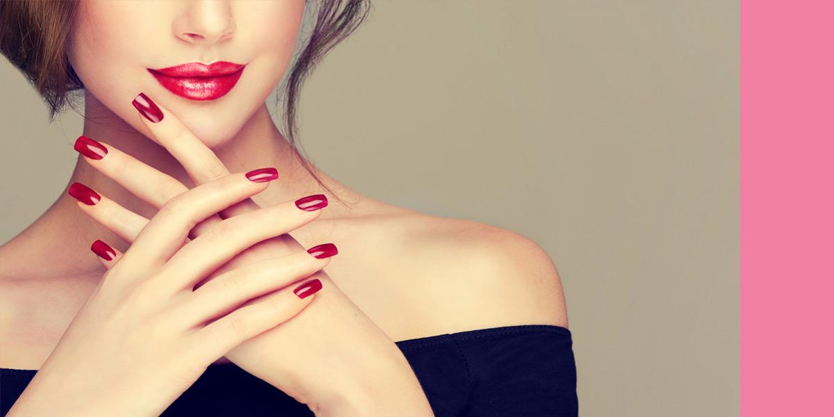 Nagelpflege und Nageldesign