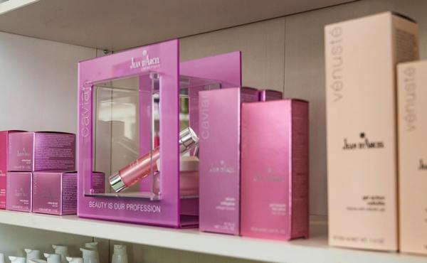 Hochwertige Produkte für Ihre Schönheit in unserem Salon